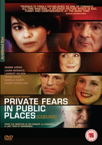 Bild von Private Fears In Public Places [2007] [UK Import]
