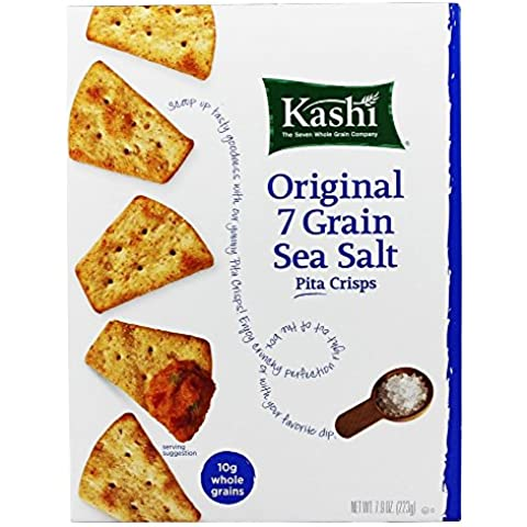 Kashi - 7 Original grano mar sal Pita chips - 7,9 oz.