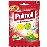 Pulmoll Duo-Gummipastillen Zitrone & Melisse (2 x 100g)