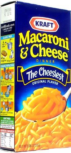 Kraft Macaroni and Cheese - 206g - US Import