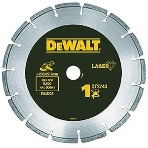 51LN%2B5maJ6L. SS300  - Dewalt DT3766-XJ - Disco de diamante 230mm corte de materiales duros y granito-cantero 10 mm