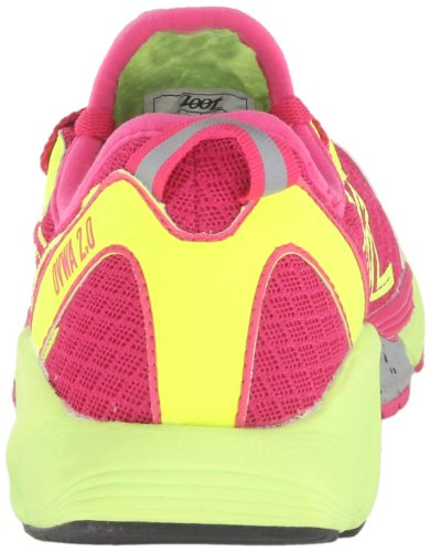 Zoot - Ali'I with Boa, Scarpe da donna Multicolore (Mehrfarbig (safety yellow/beet/black))