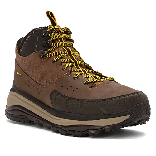 Chaussures Tor Summit Mid WP - homme Brown / Golden Rod