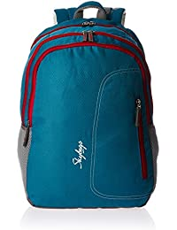 Skybags Neon Polyurethane Casual Backpacks