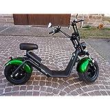 Scooter électrique Caigiees Sport - 2500W / 20Ah (Vert)