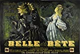Classic Posters La Belle la Bete Reproduction Photo Affiche du Film 40 x 30 cm