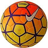 Nike Pitch PL - Balón unisex, color amarillo / naranja / morado / blanco, talla 5