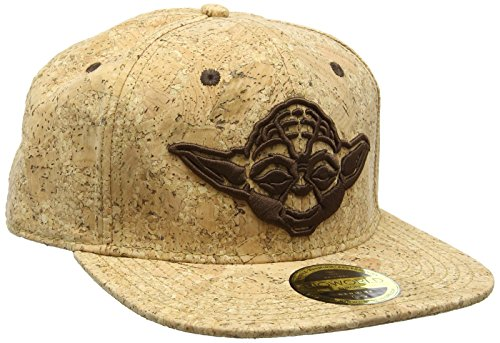 Star Wars Snapback Kappe Yoda Cork [Andere Plattform]