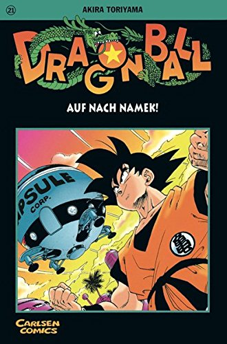 Dragon Ball, Bd.21, Auf nach Namek!