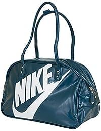 Nike Heritage Si Shoulder Club - Bolsa de deporte para hombre, color turquesa, talla única
