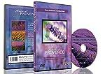 DVD relajante - Flores de Provenza para la relajación con aromaterapia con música para piano y sonidos de la naturaleza
