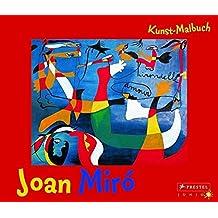 Kunst-Malbuch Joan Miró