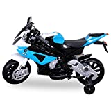 Actionbikes Kindermotorrad BMW S 1000 RR in blau - 2