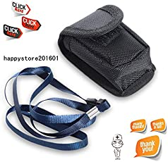 Universalmart Fingertip Pulse oximeter bag,pouch,lanyard,one carrying case+one