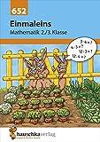 Einmaleins Mathematik 2./3. Klasse - 1x1 üben