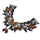 #7: Segolike Embroidery Sew On Patch Badge Embroidered Fabric Applique DIY