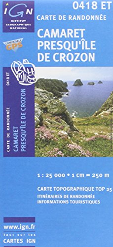 Descargar Libro 0418ET CAMARET/PRESQU'ILE DE CROZON de COLLECTIF