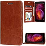 Best Wallet Case For Note 4 - unisTuff Impact Resistant 360 Protection Artificial Leather Wallet Review