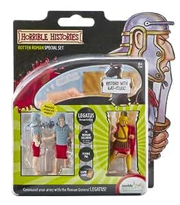 Horrible Histories Roman Legatus Special Hero Set