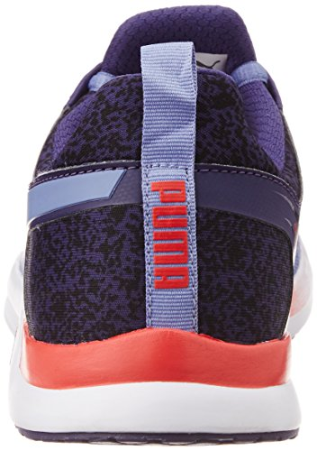 Puma Pulse XT Sport  Damen Hallenschuhe Blau (bleached denim-astral aura 03)