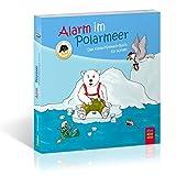 Alarm im Polarmeer: Das Klima-Mitmach-Buch für Kinder - Kerstin Landwehr
