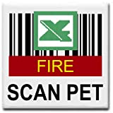 SCANPET FIRE= Inventar und collection manager + Excel-Editor
