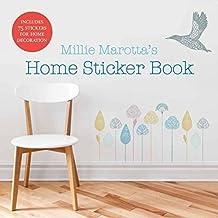 Millie Marotta's Home Sticker Book by Millie Marotta (2015-05-07)