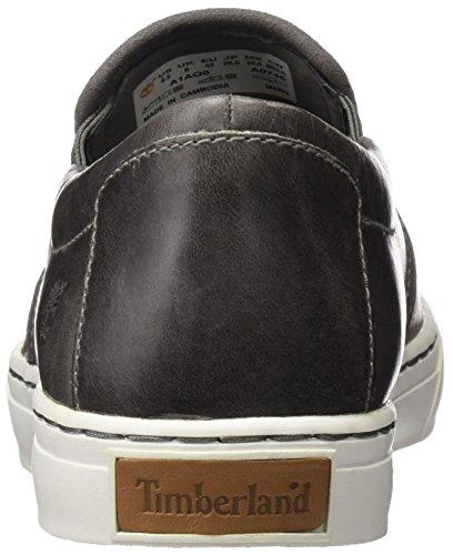 Timberland Adventure 2.0 Cupsole Slisteeple Grey Chaos, Mocassins Homme Gris (Steeple Grey Chaos)