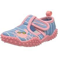 Playshoes Aquaschuhe Krebs, Scarpe da Corsa Bambina