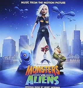 Monsters Vs.Aliens [Import USA]