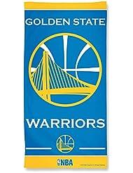 Wincraft NBA GOLDEN STATE WARRIORS Fiber Beach Towel