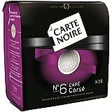 Carte Noire corsé 36 dosettes 250g Envoi Rapide Et Soignée ( Prix Par Unité )