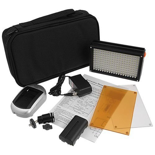 fotodiox-pro-led-video-lamp-209-a-led-light-kit-video-with-switch-dimmable-adjustable-and-dimmable-l