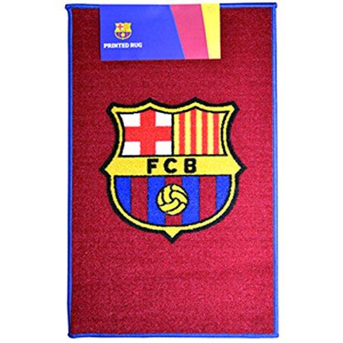 Neu Offiziell Fußball Team groß Wappen Teppich (verschiedene Vereine zur Auswahl aus Kommt mit offiziell Markierungen. Tolles geschenk für die schlafzimmer - Barcelona FC (Der Hat Barcelona Fc)