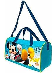 Mickey Mouse AS031 Mickey - licencia bolsa de deporte infantil