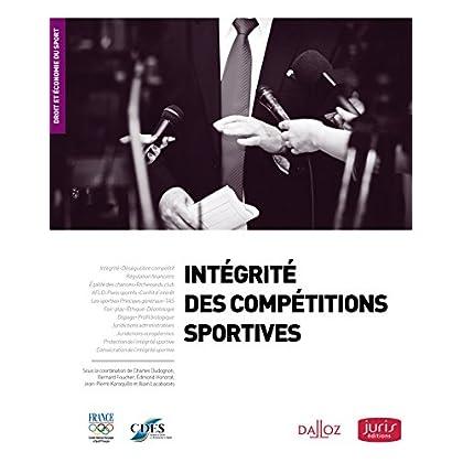 Intégrité des compétitions sportives.