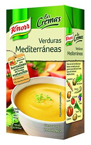 Knorr Crema Verduras Mediterráneas - 0,5 l