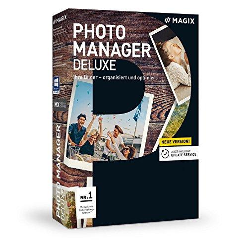 MAGIX Photo Manager Deluxe - Version 17 - Die Foto- und Bildverwaltungs-Software Foto-archiv