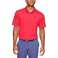 Under Armour Men's Performance Polo 2.0 Men's Polo Polo T Shirt with Short Sleeves, Short Sleeve Polo Shirt with Sun…