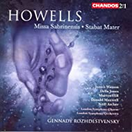 Howells: Missa Sabrinensis / Stabat Mater