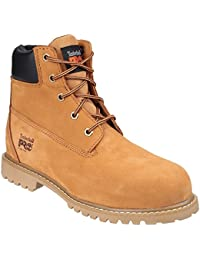 Timberland Womens/Ladies Waterville Lace up Leather Work Safety Boot