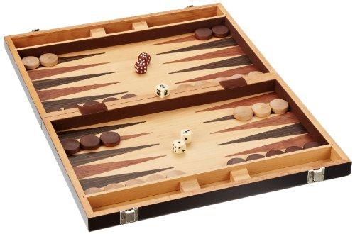 Philos 1175 - Backgammon Chios, medium, Kassette