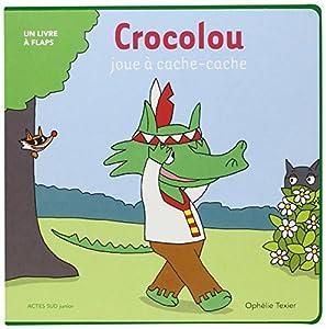 """Afficher """"Crocolou joue à cache-cache"""""""