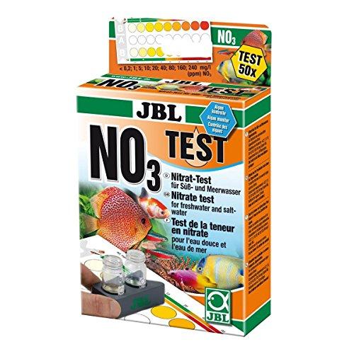 JBL Schnelltest zur Bestimmung des Nitratgehalts , Nitrat Test NO3, 25375 -