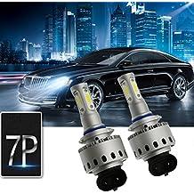 Ralbay 2x 9005 HB3 Faro Bombillas Alquiler de luces LED 90W 12000LM brillante estupendo de la lámpara con la viruta del COB para el coche / Van / Camión / vehículo Car Auto Llevado conduciendo la Luz de Niebla