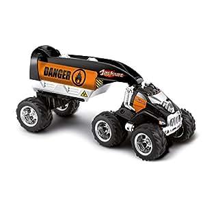 Splash Toys - 30768 - Camion Radiocommandé - Jacknife Orange