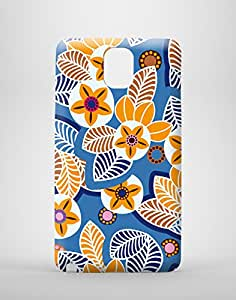 Glowing Flower 3D Printed Mobile Case For Galaxy Note3