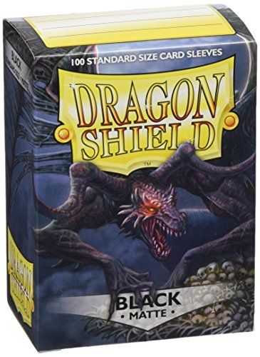 dragon-shield-standard-sleeves-matte-black