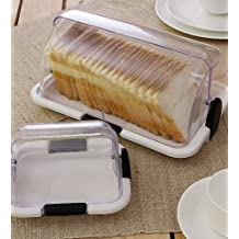 House Of Gift_Trust Bread & Butter Dish Set Of Two White