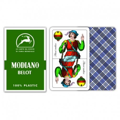 Modiano MAGIARE 300 BN PL Karten